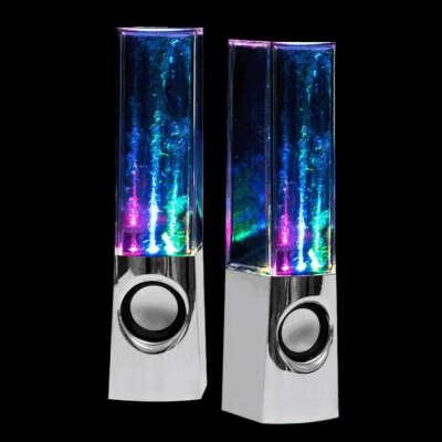 Колонки *Water Dancing speakers