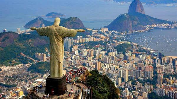 Поехать в Рио-де-Жанейро