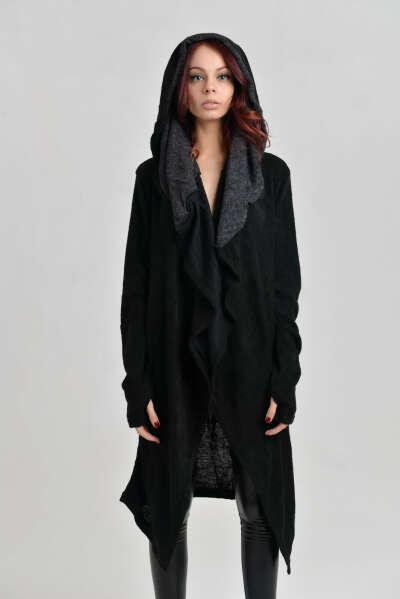 Мантия NUBIS black
