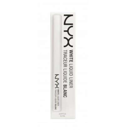 Белый лайнер NYX