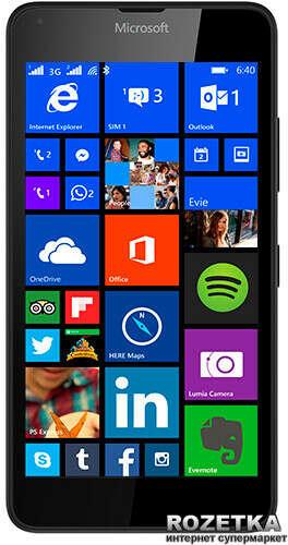 Телефон Мобильный телефон Microsoft Lumia 640 (Nokia) DS Зеленый