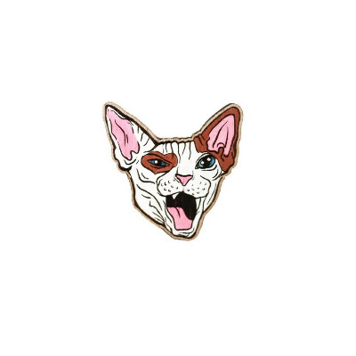 Значок кот