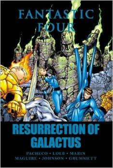 Fantastic Four: Resurrection of Galactus                                Hardcover