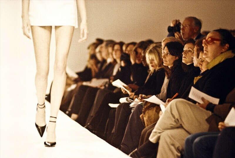 Побывать на модном показе