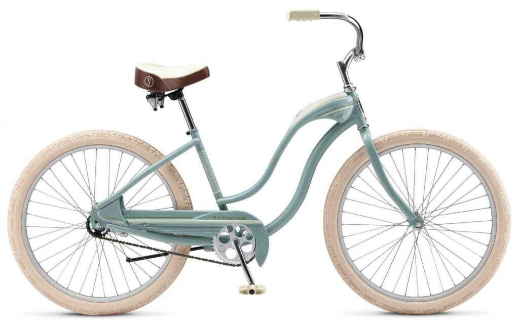 велосипед city-bike БИРИЗОВЫЙ