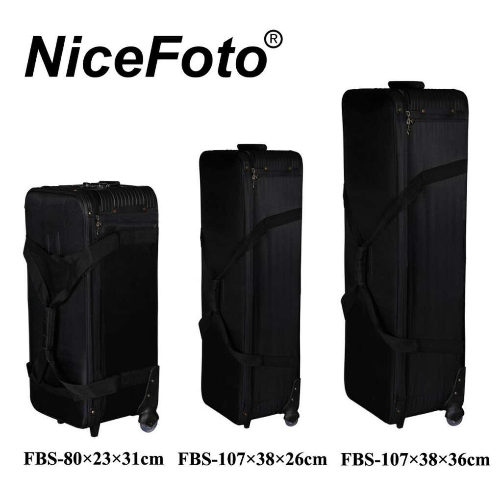 Чемодан NiceFoto FBS-99 (99×33×31см) на колёсиках