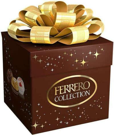 Коробку шоколадных конфет Дав, Ферреро, Вдохновение или Коркунов