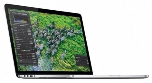 "15.4"" Ноутбук Apple MacBook Pro Retina (MJLQ2RU/A) серый"