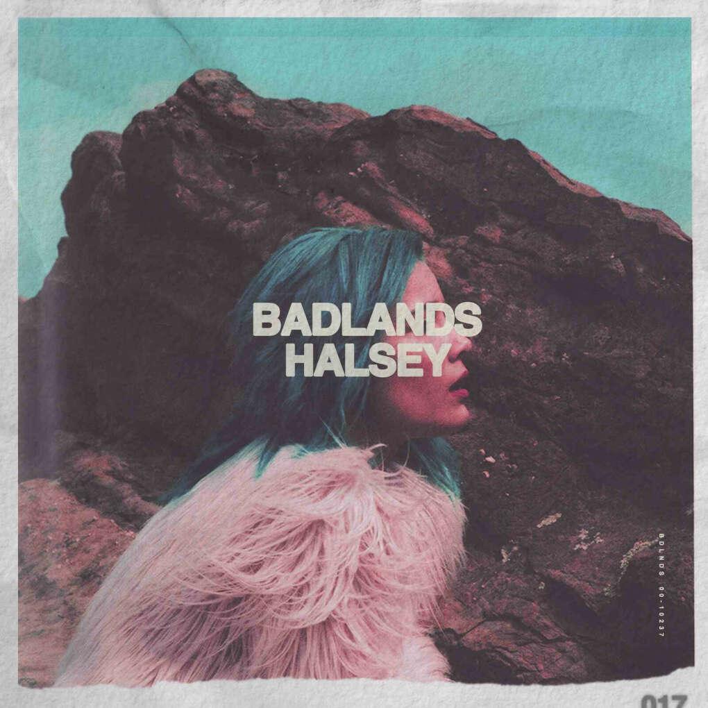 Альбом Halsey Badlands