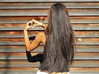 Увлажняющая маска для волос