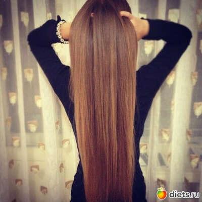 Отрастить длинные, густые, шелковистые, шикарные волосы до попы!