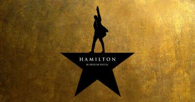 Фанстафф с мюзиклом Hamilton