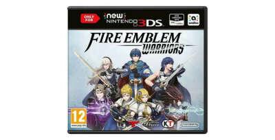 Fire Emblem Warriors для New 3DS