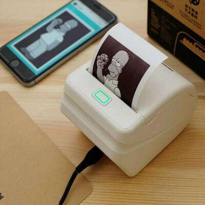 Принтер для телефона.