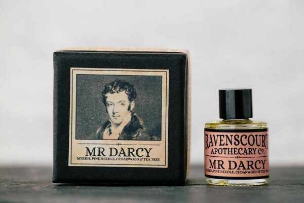 Mr Darcy - Ravenscourt Apothecary