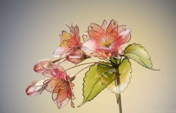 Сделать украшение в стиле Сакаэ (Sakae)