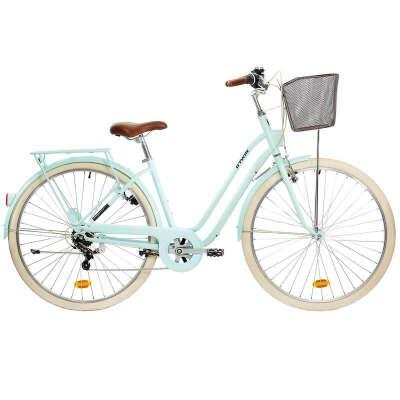 Городские велосипеды - Велосипед ELOPS 520 взр.