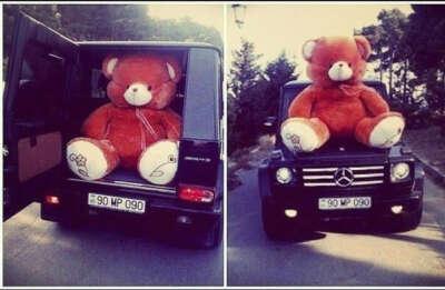Большой медведь)))