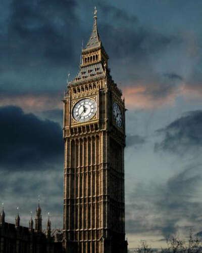 Хочу побывать в Лондоне