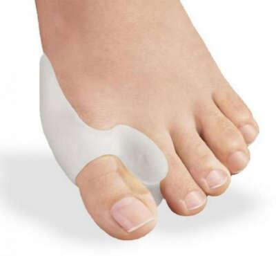 фиксатор для коррекции большого пальца ноги (силиконовый)