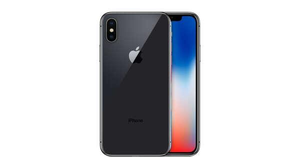 iPhone X, 64ГБ, «серый космос»