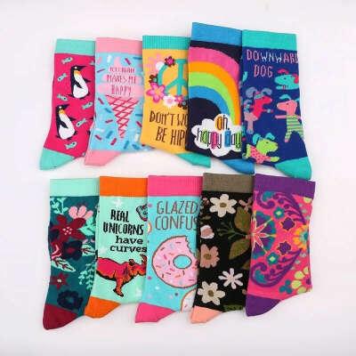 Много крутых носков