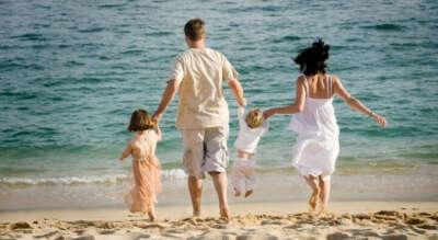 Поїхати всією родиною на відпочинок