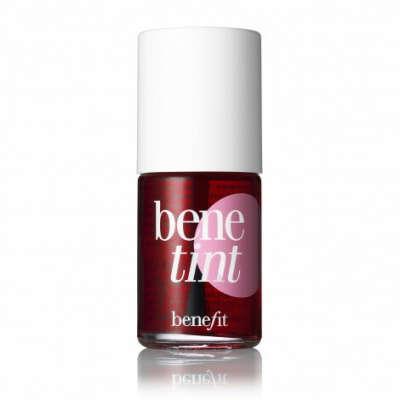 Benefit Benetint - жидкий пигмент для губ и щек