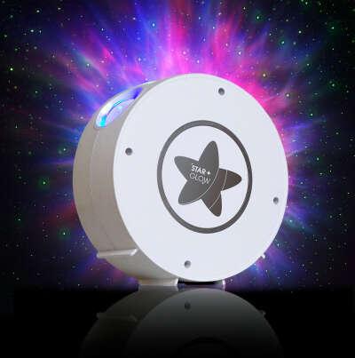 Умный лазерный ночник проектор звездного неба