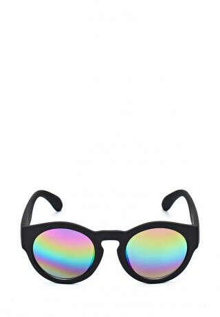Солнечные очки с цветными стеклами