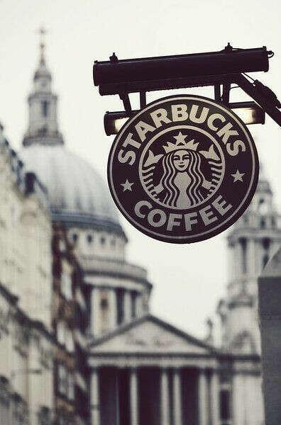 Кофе из Starbucks