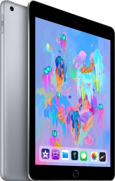 Apple iPad 9.7 Wi-Fi 128Gb (серый космос)