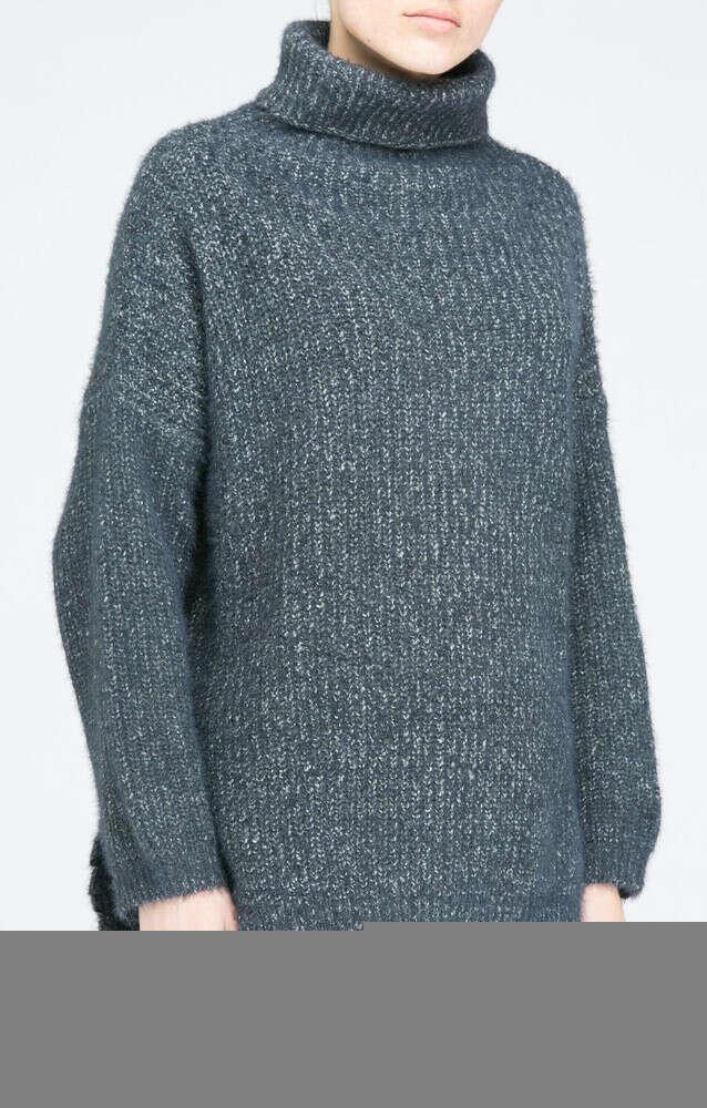 Свитер Серый Trends Brands SS17_H.S._66812_D-Gray