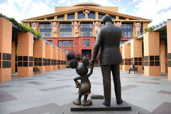 Работать в Walt Disney Animation Studios