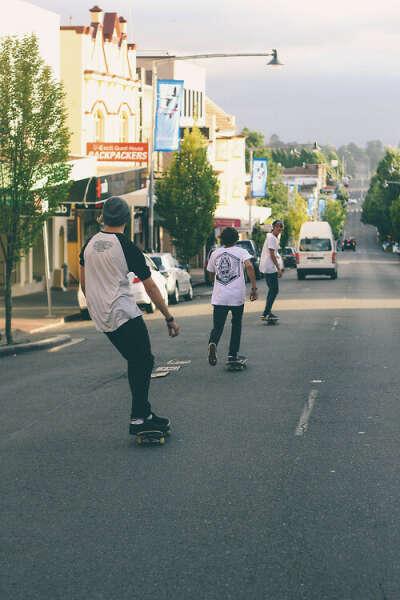Кататься на скейтборде всю жизнь