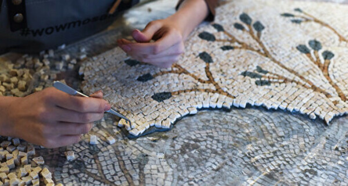 Римская мозаика (набор для самостоятельного творчества)