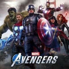 Мстители Marvel PS4Pro