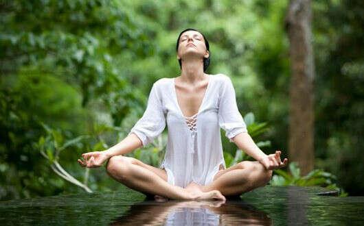 Хочу жить в гармонии с самой собой и миром. Хочу покоя.