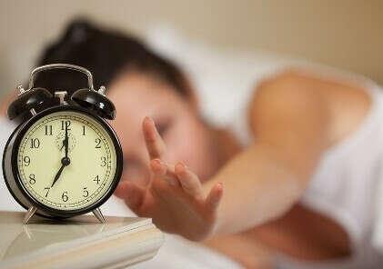 Уметь вовремя просыпаться