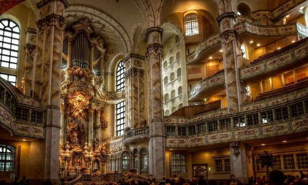 Посетить органный концерт