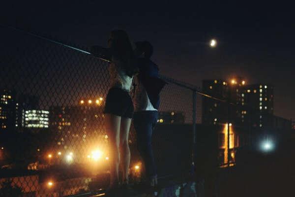 Погулять по ночному городу