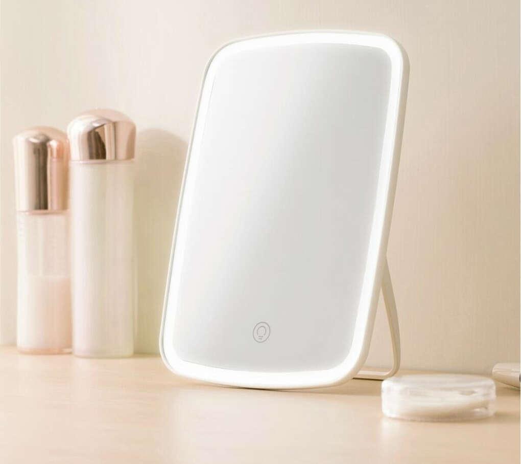 Зеркало с подсветкой для макияжа Xiaomi