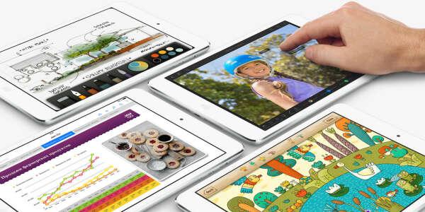Apple - iPadmini с дисплеем Retina
