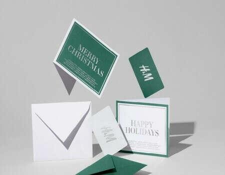 Подарочный сертификат H&M HOME