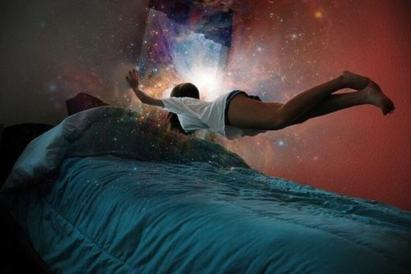 Освоить технику осознанных сновидений