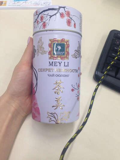 "Чай mey li ""Секрет нежности"" (улун)"