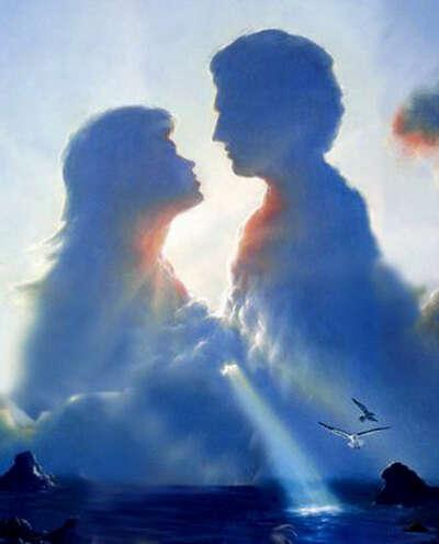 Хочу неземной любви