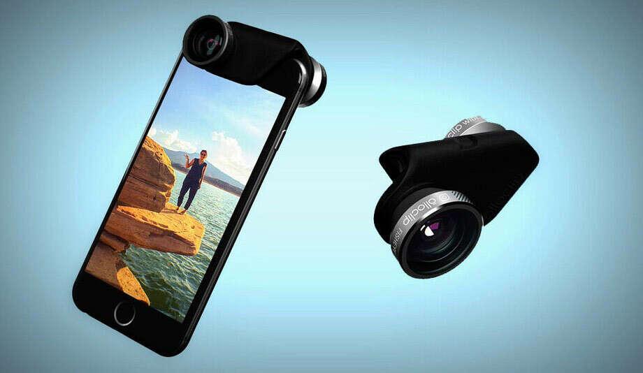 Olloclip выпустила набор съемных объективов для iPhone 6 и iPhone 6 Plus