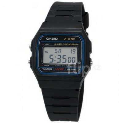 Наручные часы CASIO F-91W-1Y
