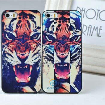 Чехол с тигром для iPhone